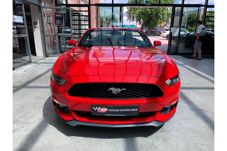Ford Mustang (V6 3.7 Premium unfallfrei/Leder/2.Hd)