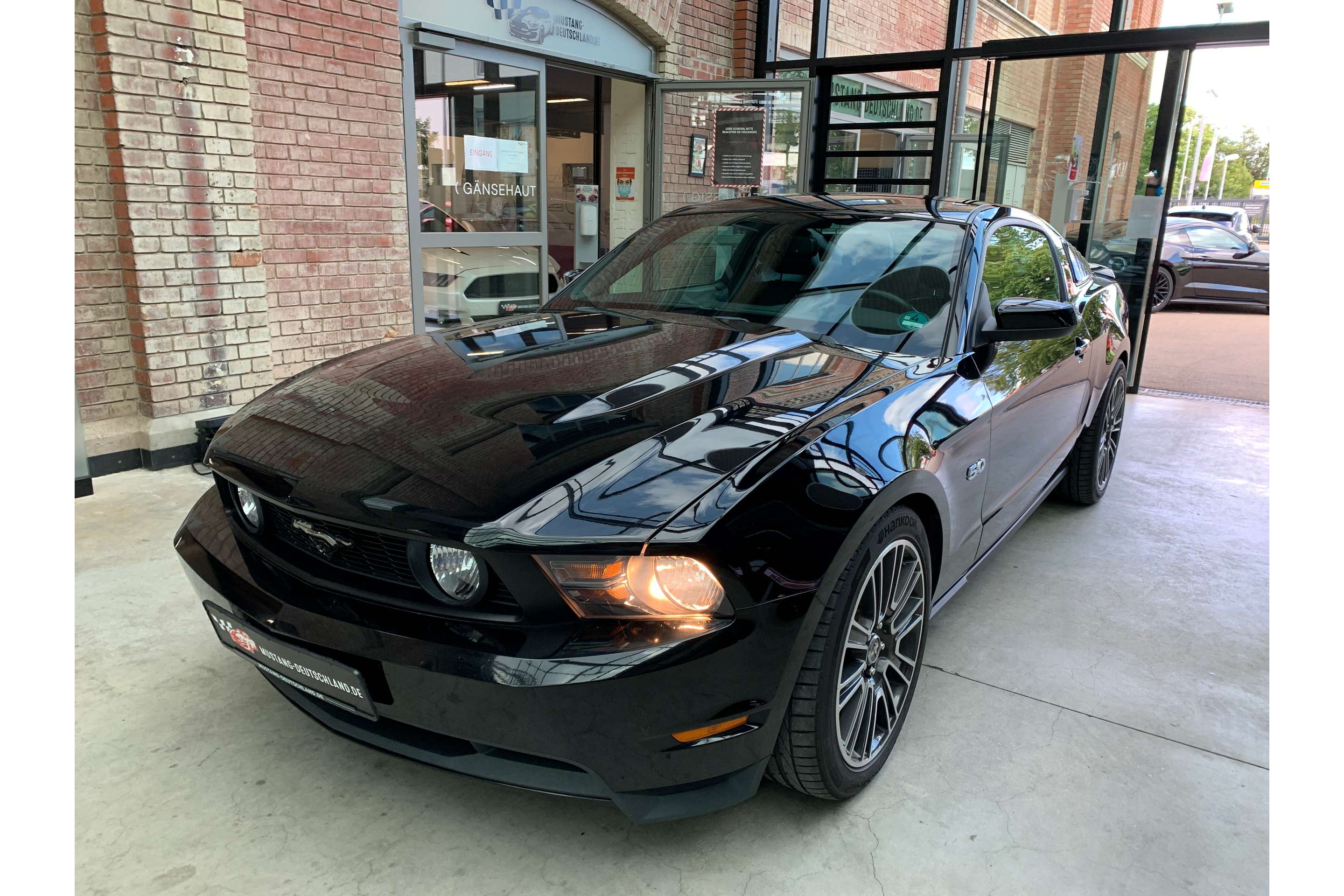 Ford Mustang (GT 5.0 Premium Coupe Unfallfrei*Tiefer*U)