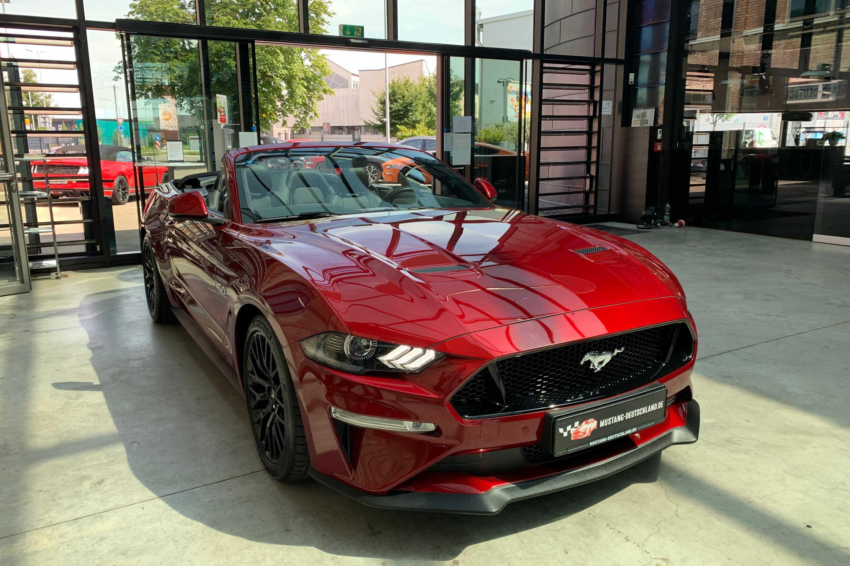 Ford Mustang (GT 5.0 Convertible Premium-Pk.2*1.HD)
