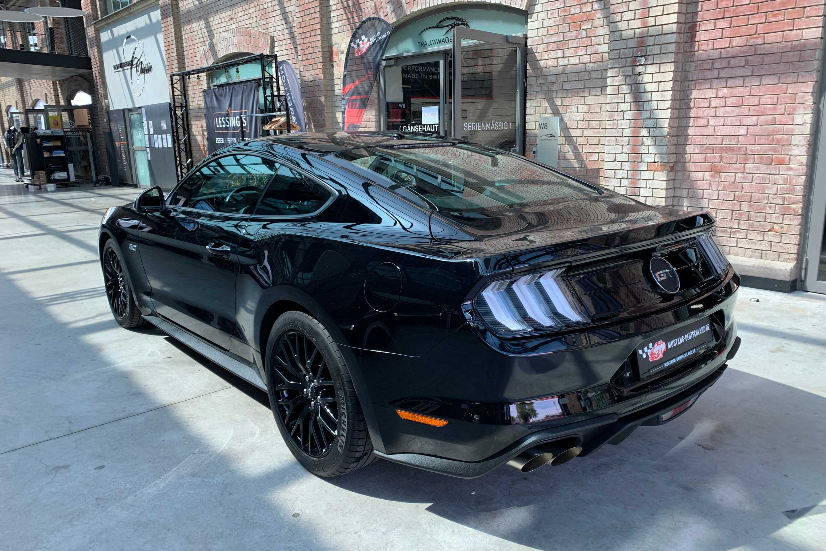 Ford Mustang (GT 5.0 Fastback Premium-Pk. 2*1.HD*Unfal)