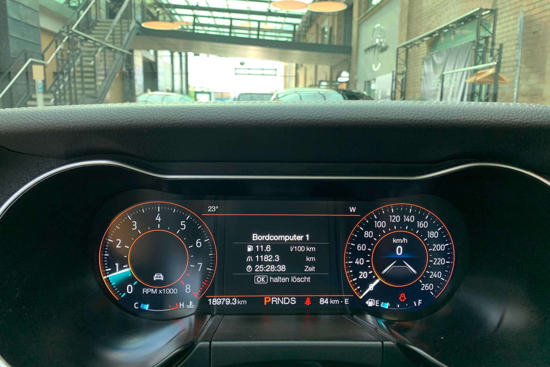 Ford Mustang (GT 5.0 Fastback 2019 AT Premium-Pk. 2)