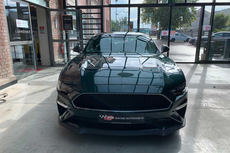Ford Mustang (5.0 Fastback Bullitt 1.HD*Tiefer*Breiter)