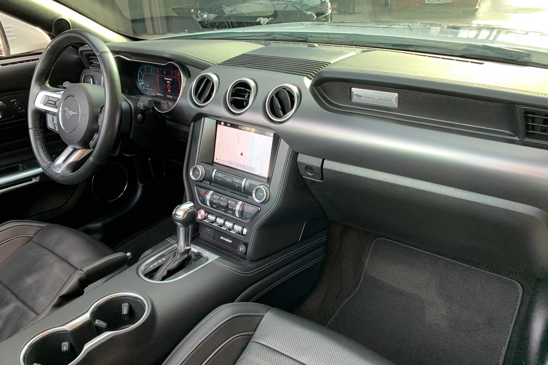 Ford Mustang (GT 5.0 Cabrio 1.HD*Premium2*Unfallfrei)