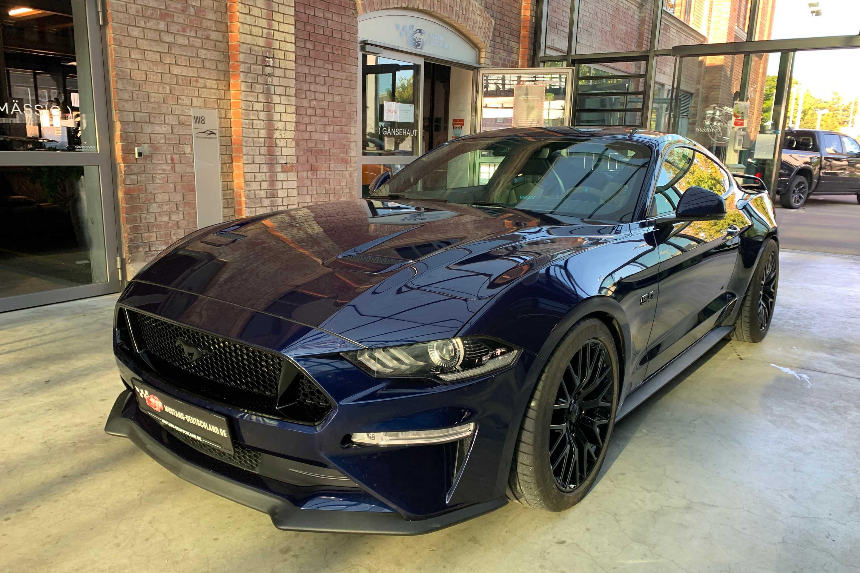 Ford Mustang (GT 5.0 Fastback Recaro*Tiefer*Breiter)
