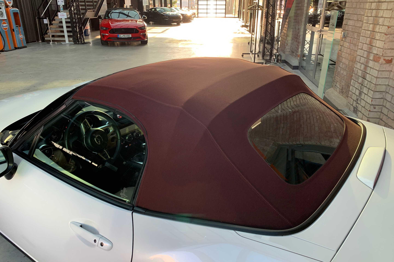Mazda MX-5 (SKYACTIV-G 131 Sakura Remus*CarPlay*DAB)