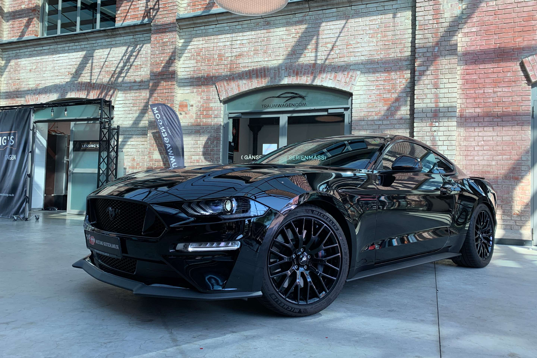 Ford Mustang (GT 5.0 Fastback 1.HD*Unfallfrei*Neuzusta)