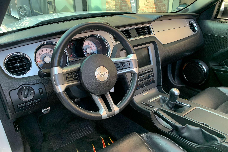 Ford Mustang (GT 4.6 Premium Cabrio Unfallfrei*Kamera*)