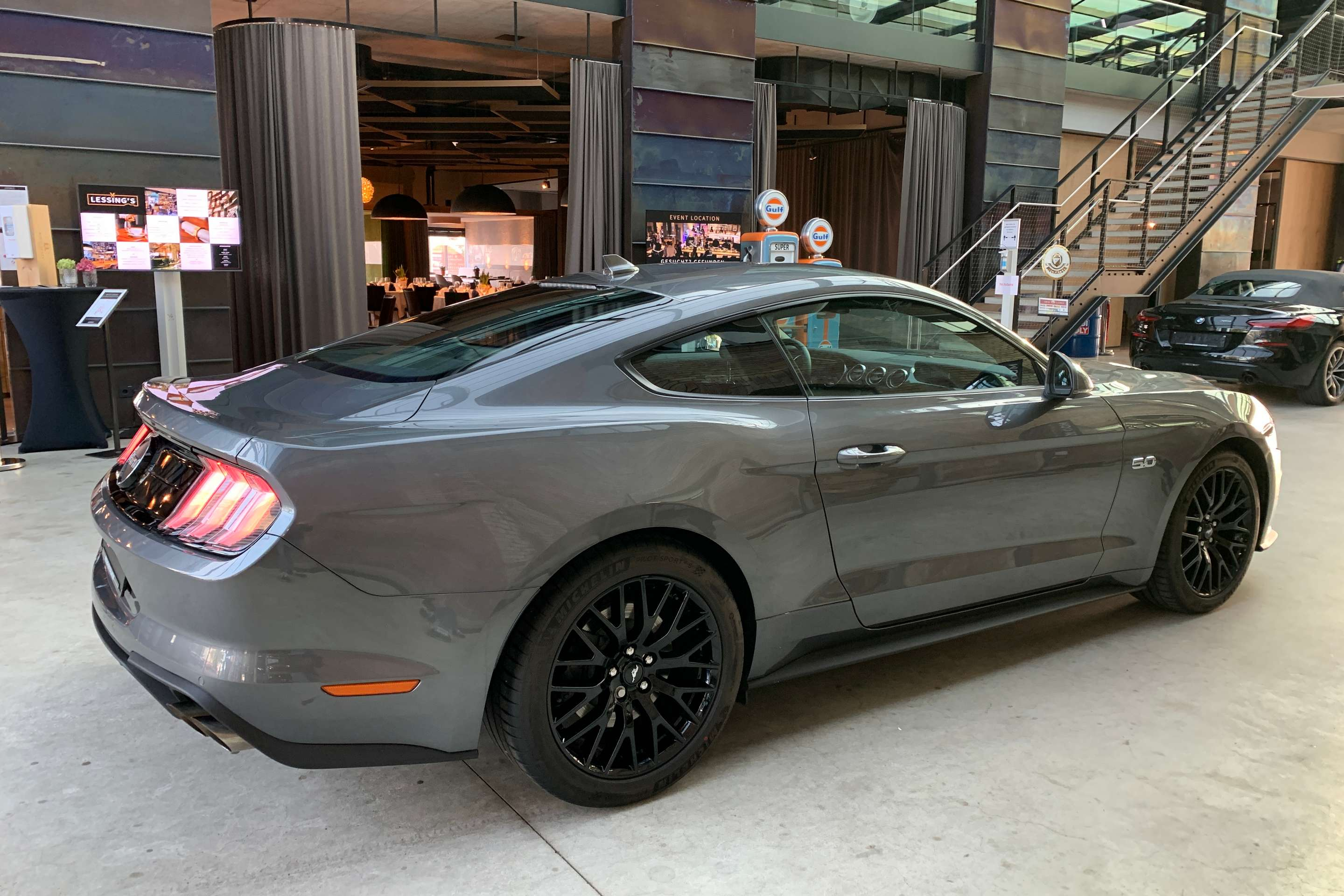 Ford Mustang (GT 5.0 Fastback Carbon-Styl.*Magne-R.)