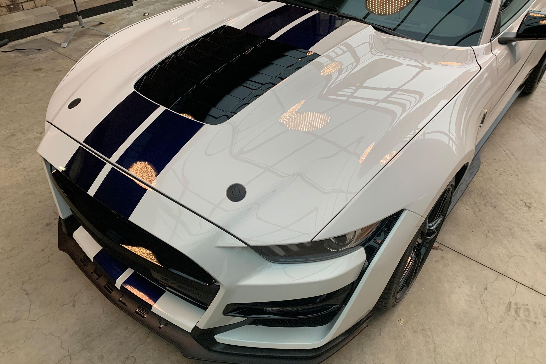 Ford Mustang (Shelby GT500 Recaro*Carbon-Int.*Keramikv)